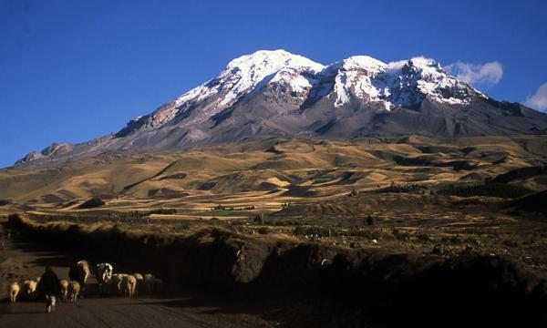 nevados region sierra