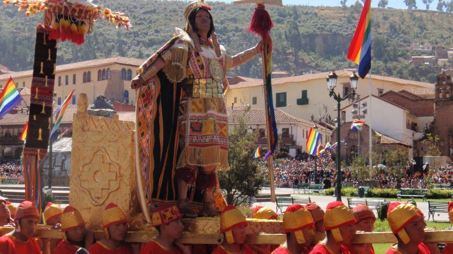 fiestas region sierra ecuador
