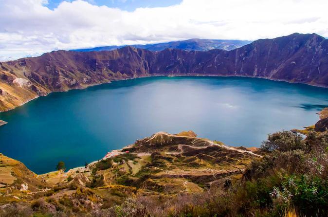 region sierra del ecuador