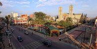 Provincia de Los Ríos con su capital Babahoyo