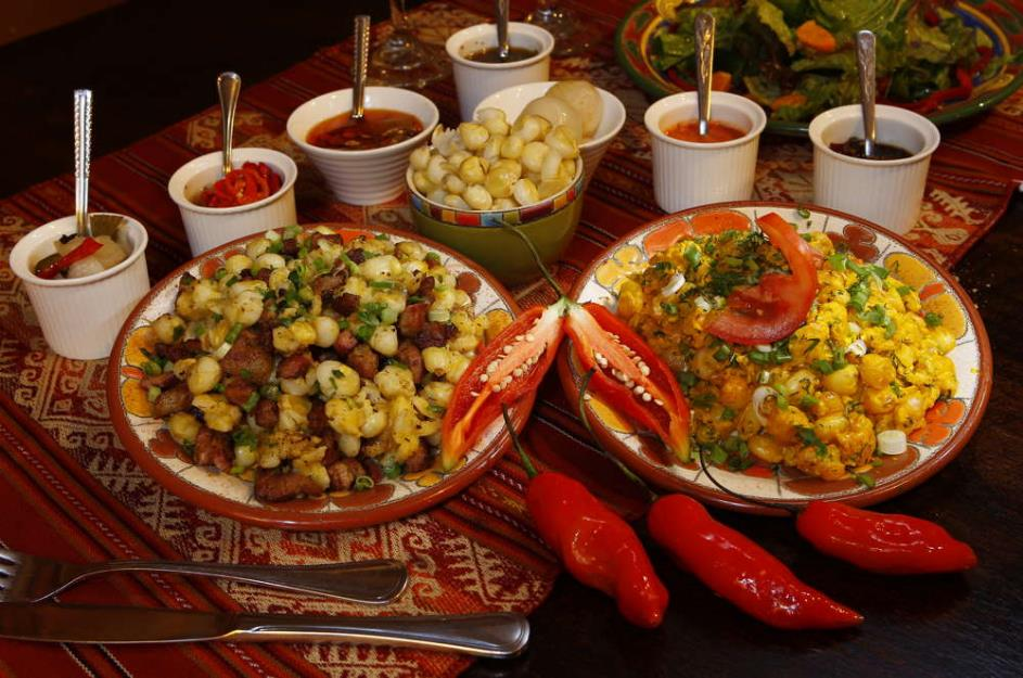 Gastronomia de Azuay