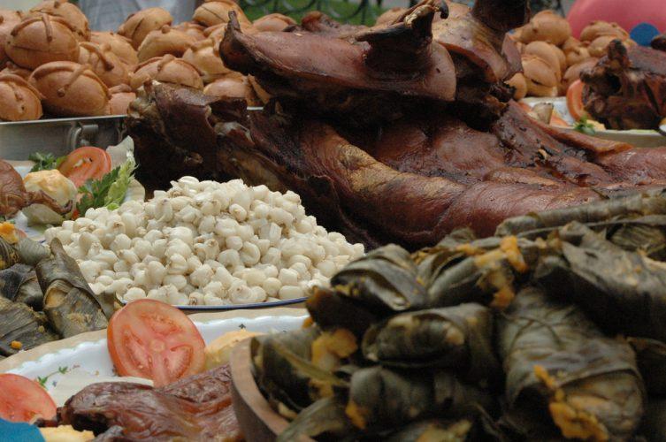 Gastronomía de la provincia de Bolivar