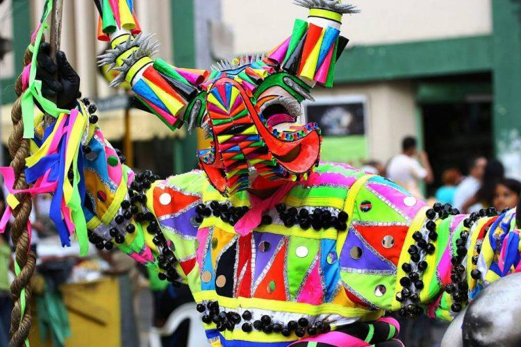 Se trata del Carnaval de Bolívar