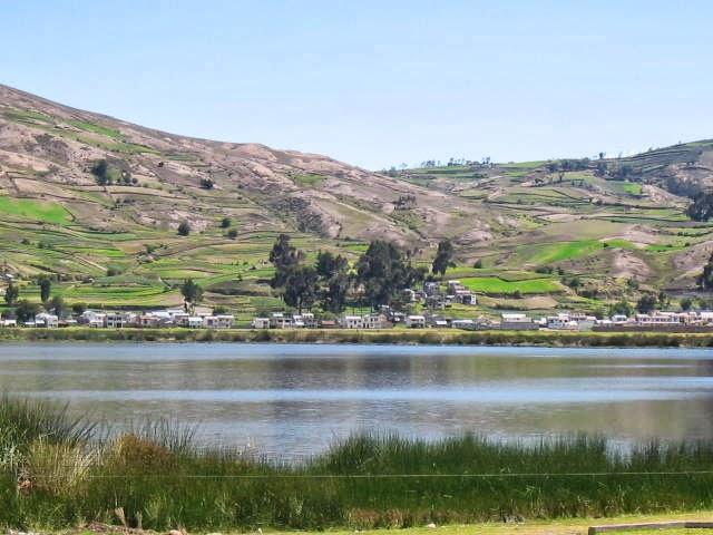 aguas de Guayllabamba o de Aguallanchi